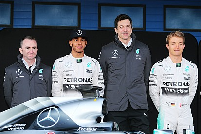 """Wolff: """"It would be so dangerous to rest on our laurels after 2014"""""""