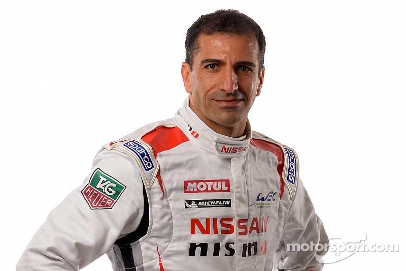 Marc Gene confirmed as first driver for Nissan LMP1 program