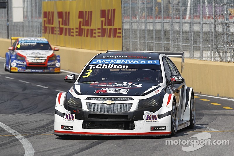 Chilton returns for more WTCC glory…