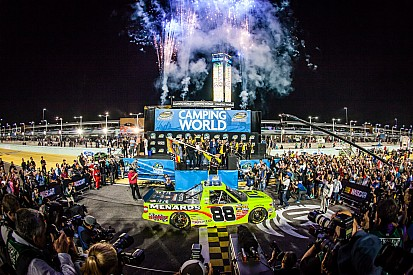 NASCAR makes changes to competition department