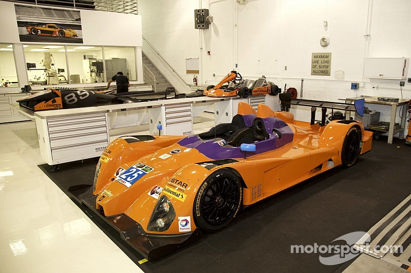 8Star turns to open-wheel as they search for funding on the sports car side