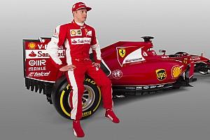 Formula 1 Breaking news Raikkonen not worried if Ferrari doesn't take up 2016 option
