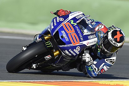 Lorenzo on a mission on second day at Sepang MotoGP testing
