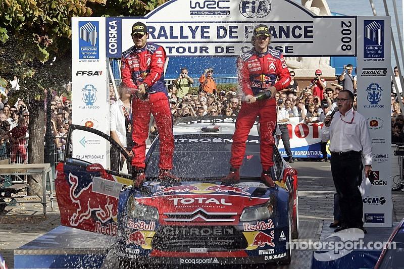 Corsica back on the WRC calendar