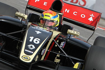 Lotus team decided their line-up for 2015