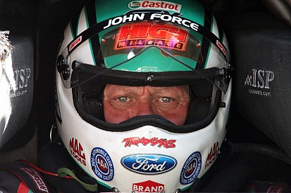 "John Force: ""I love what I do"""