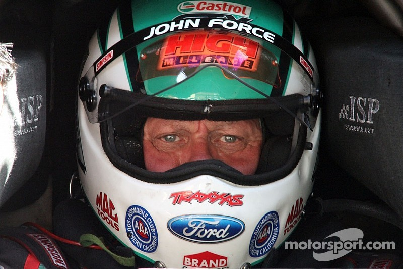 "John Force: ""I love what I do"""