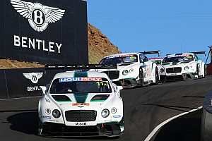 Endurance Qualifying report Bentley learns fast at Bathurst