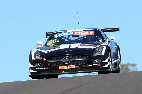 Bathurst 12 Hours hits halfway point