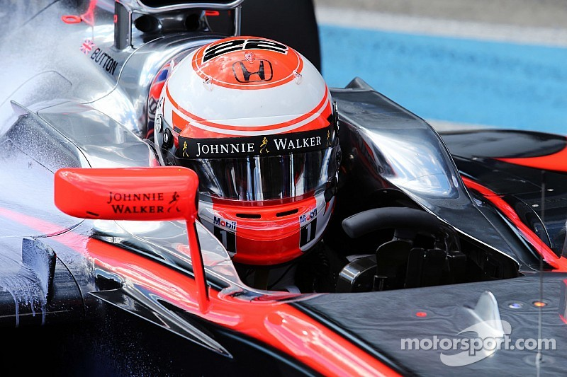 Unfinished business with Honda, says Button