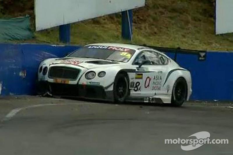 Brabham transported to local hospital following Bathurst crash