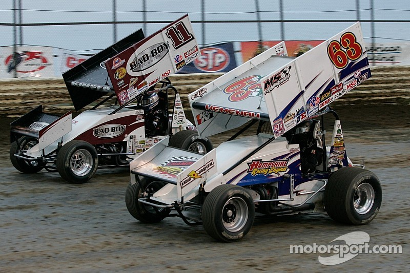 sprint car drivers from ohio