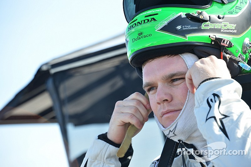 Conor Daly is next in line for IndyCar