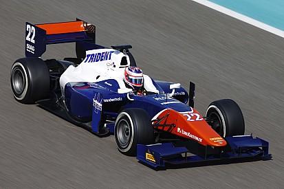 Binder to partner Ferrari protege Marciello at Trident