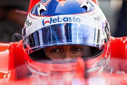 Rene Binder signs for Trident Motorsport