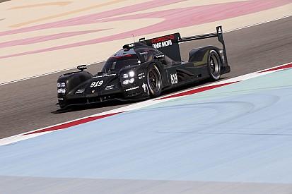 Porsche concludes Bahrain test