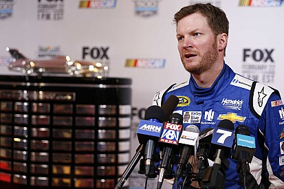 Earnhardt Jr. confident ahead of 500