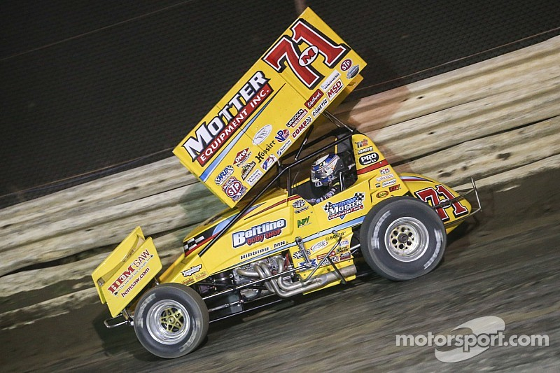 Good start to the World of Outlaws season for the 71M Team