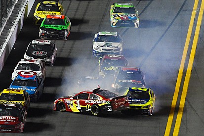 The big one unavoidable at Daytona