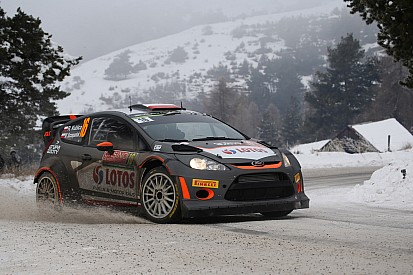 Pirelli: Kubica and Protasov set fastest times on Rally Sweden