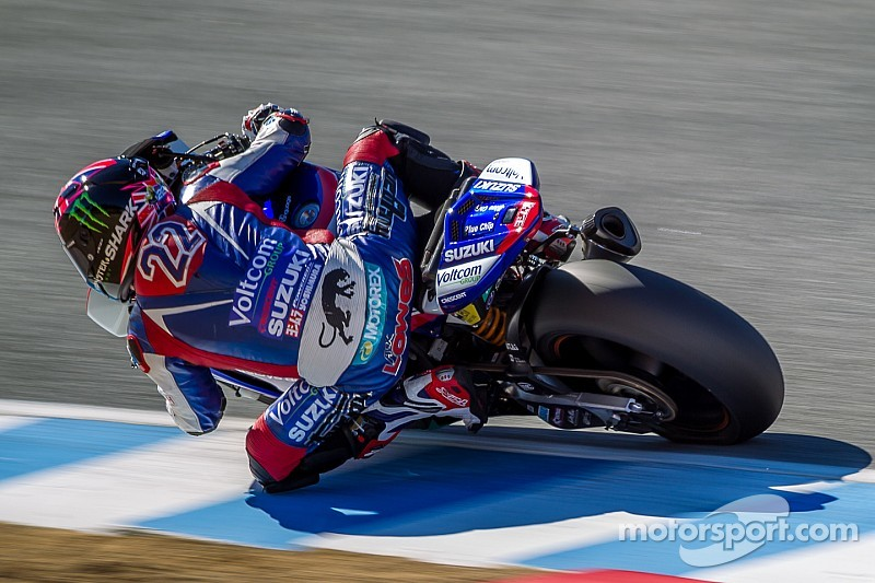 Lowes storms to first place on Day 1 of official testing at Phillip Island