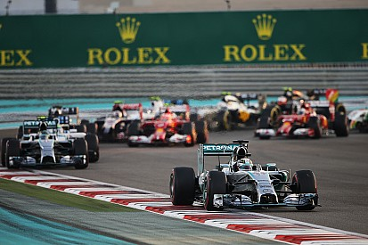 Formula One Commission sticks, doesn't twist