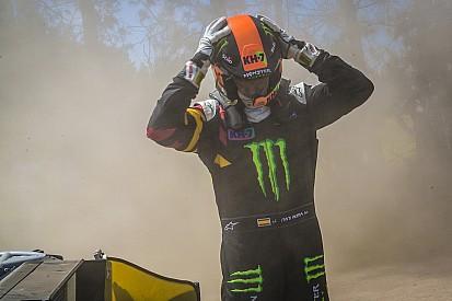 El actual campeón del Dakar en coches, fuera de contienda