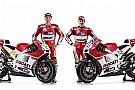 Ducati presenta su nueva GP15 por Internet