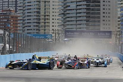 La Fórmula E sigue hacia Sudamerica