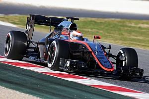 Formula 1 Testing report A bad start for McLaren Honda on pre-season test at Barcelona