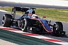 A bad start for McLaren Honda on pre-season test at Barcelona