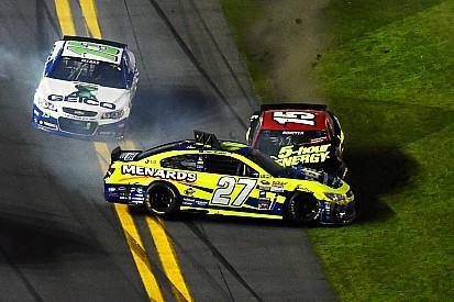 NASCAR adopts on-track incident procedure