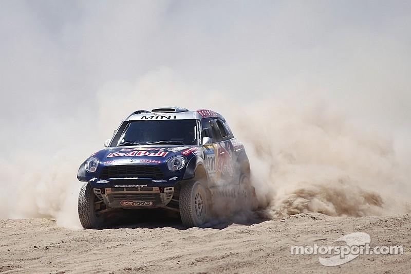 Quinta victoria de etapa para MINI en el Rally Dakar 2015