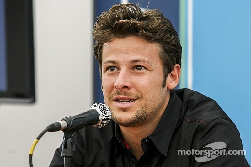 Marco Andretti listo para su debut en la Fórmula E