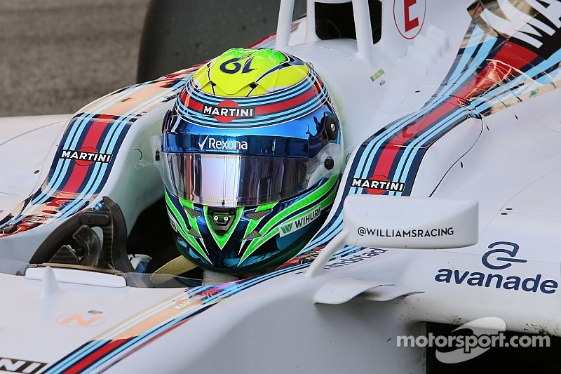Massa, Lauda back helmet design ban