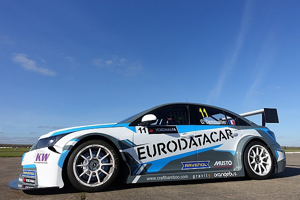 WTCC Craft-Bamboo Racing WTCC Chevrolet completed and ready for action in Argentina