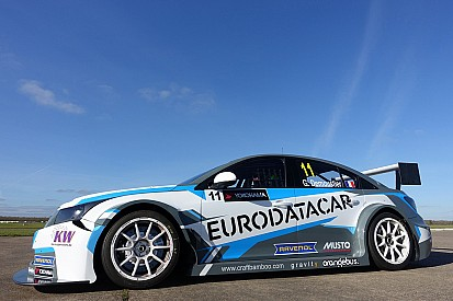 Craft-Bamboo Racing WTCC Chevrolet completed and ready for action in Argentina