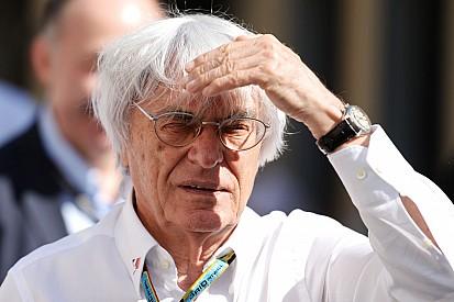 """GP de Alemania es """"poco probable"""": Ecclestone"""