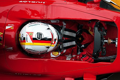 Vettel might ignore helmet livery change ban