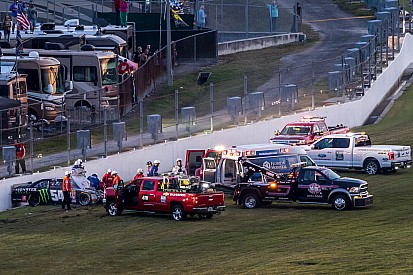 Atlanta adds extra barriers for NASCAR weekend