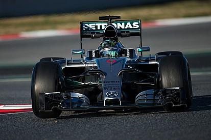Mercedes será el favorito para el campeonato
