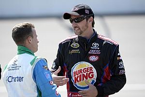 NASCAR Sprint Cup Blog Sin licencia, significa que no hay oportunidad para Reutimann