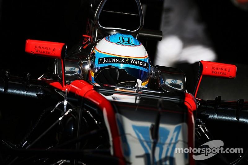 Alonso no recuerda el accidente: Briatore