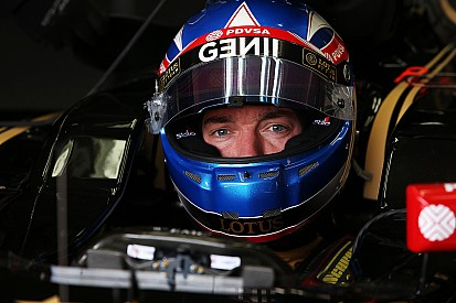 Race seat with Manor 'was a big risk' - Palmer