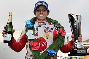 F3 Noticias Pietro Fittipaldi correrá con Fortec Motorsport en la F3