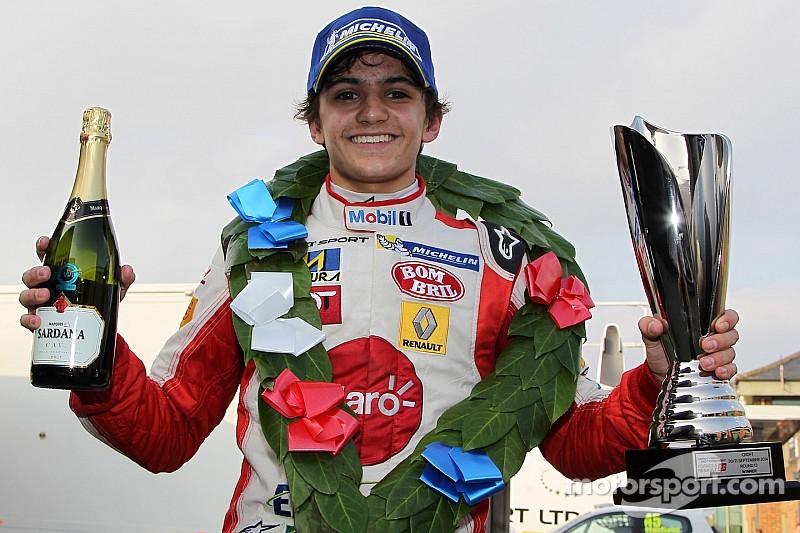 Pietro Fittipaldi correrá con Fortec Motorsport en la F3
