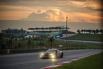 Sepang 12 Hours set for date change