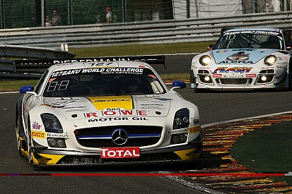 Rowe Racing to race in the 2015 Blancpain Endurance Series