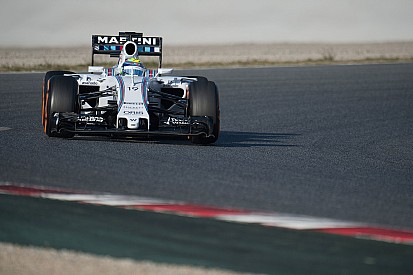 Massa boosted by Williams' reliability