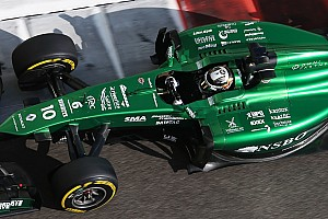 Formula 1 Breaking news Caterham assets go up for auction
